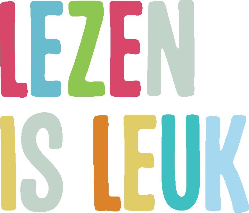 Lezen is leuk Logo